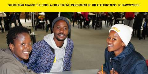 IkamvaYouth's Evaluation Launch