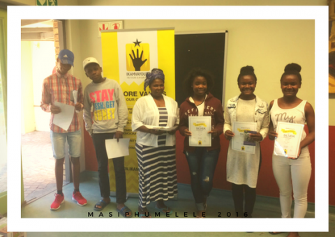 Masiphumelele Branch 2016 Prize giving