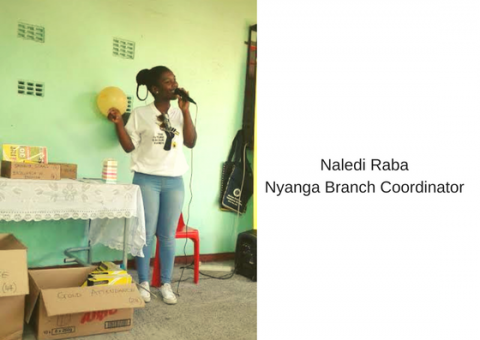 Nyanga Prize Giving