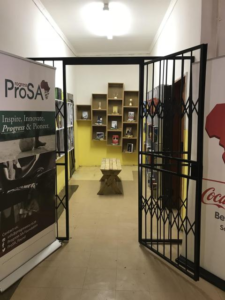 IkamvaYouth Mamelodi Library Launch