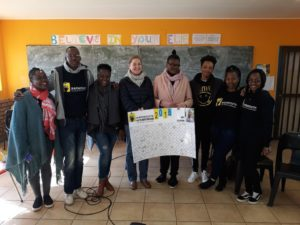 Ikageng 2018 Winter School and Matric Week in Full Swing
