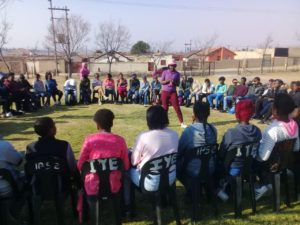 2018 Ebony Park Winter School for the courageous