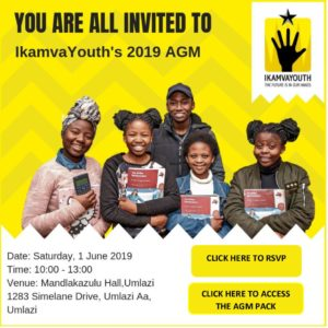 IkamvaYouth AGM 2019